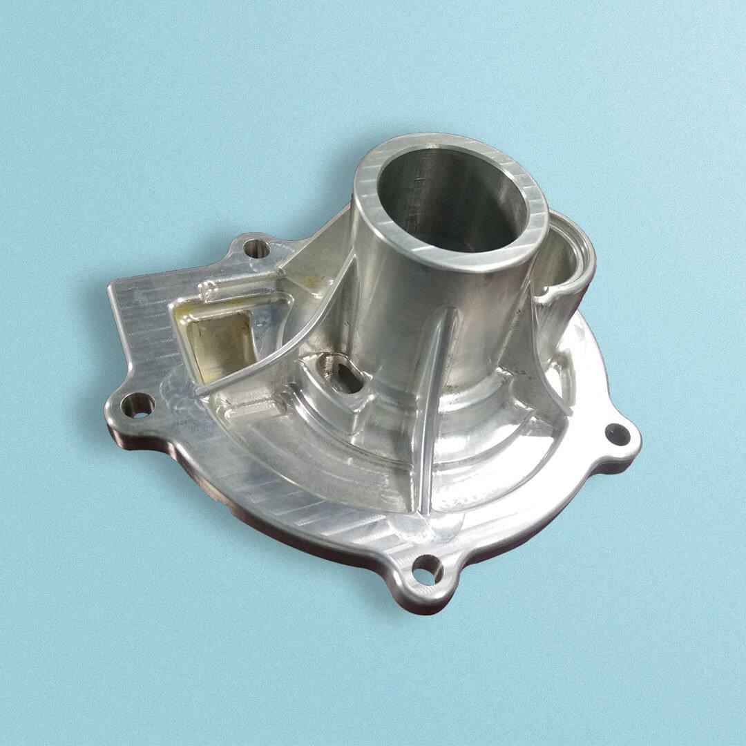 Aluminum CNC milling - Custom CNC Machining Metal Parts for Rapid Prototyping