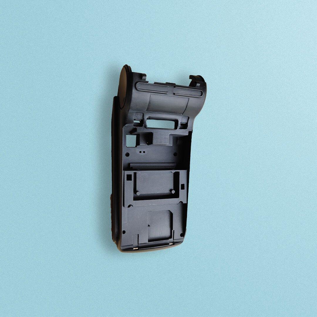 Black PC CNC milling - Custom CNC Machined Prototype Plastic Components