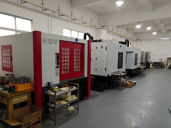 CNC workshop - HOME