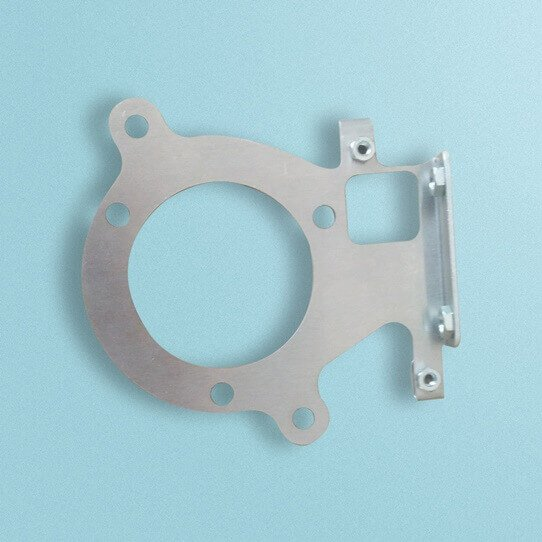 Custom Automotive Sheet Metal Pressed Components And Parts - Custom Sheet Metal Bracket Design for Prototype