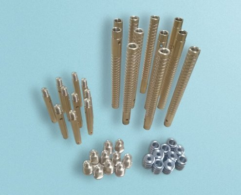 Custom CNC Turning Parts for Aluminum Components and Modules 495x400 - Custom CNC Turning Parts for Aluminum Components