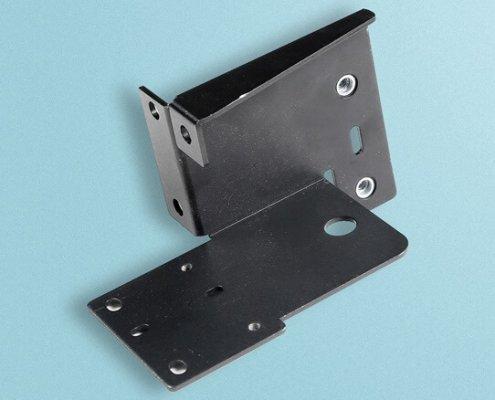 Custom Rapid Prototyping Sheet Metal Parts Components For Bracket 495x400 - Custom Sheet Metal Parts For Rapid Prototyping