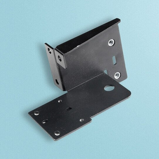 Custom Rapid Prototyping Sheet Metal Parts Components For Bracket - Custom Sheet Metal Case Design for Prototype Enclosures