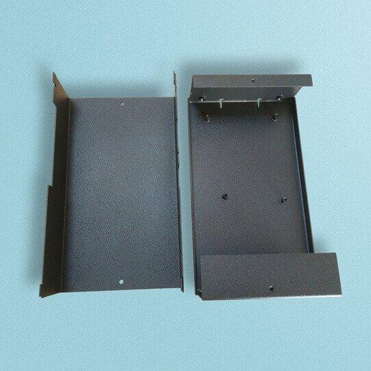 Kundenspezifische Blechkomponenten für das Rapid Prototyping-Chassis-Design - Kundenspezifische Präzisions-Blechbearbeitungsdienste