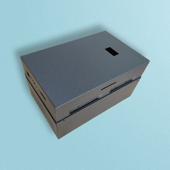 Custom Sheet Metal Enclosures Design for Aluminum Parts - Custom Sheet Metal Bracket Design for Prototype