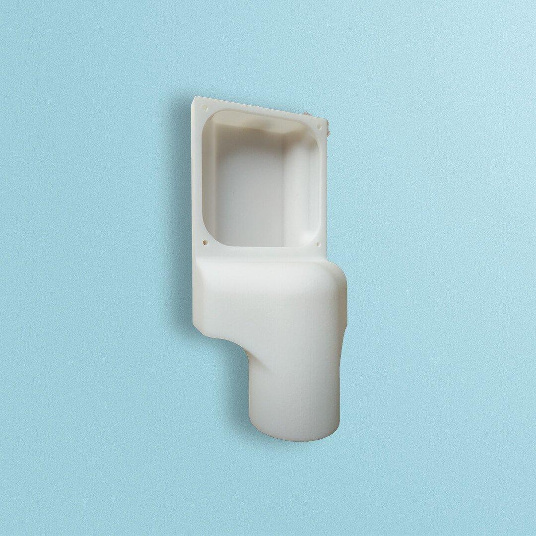 SLS-Druck mit Nylonmaterial - SLS Rapid Prototyping 3D-Modellierungs- und Druckservice