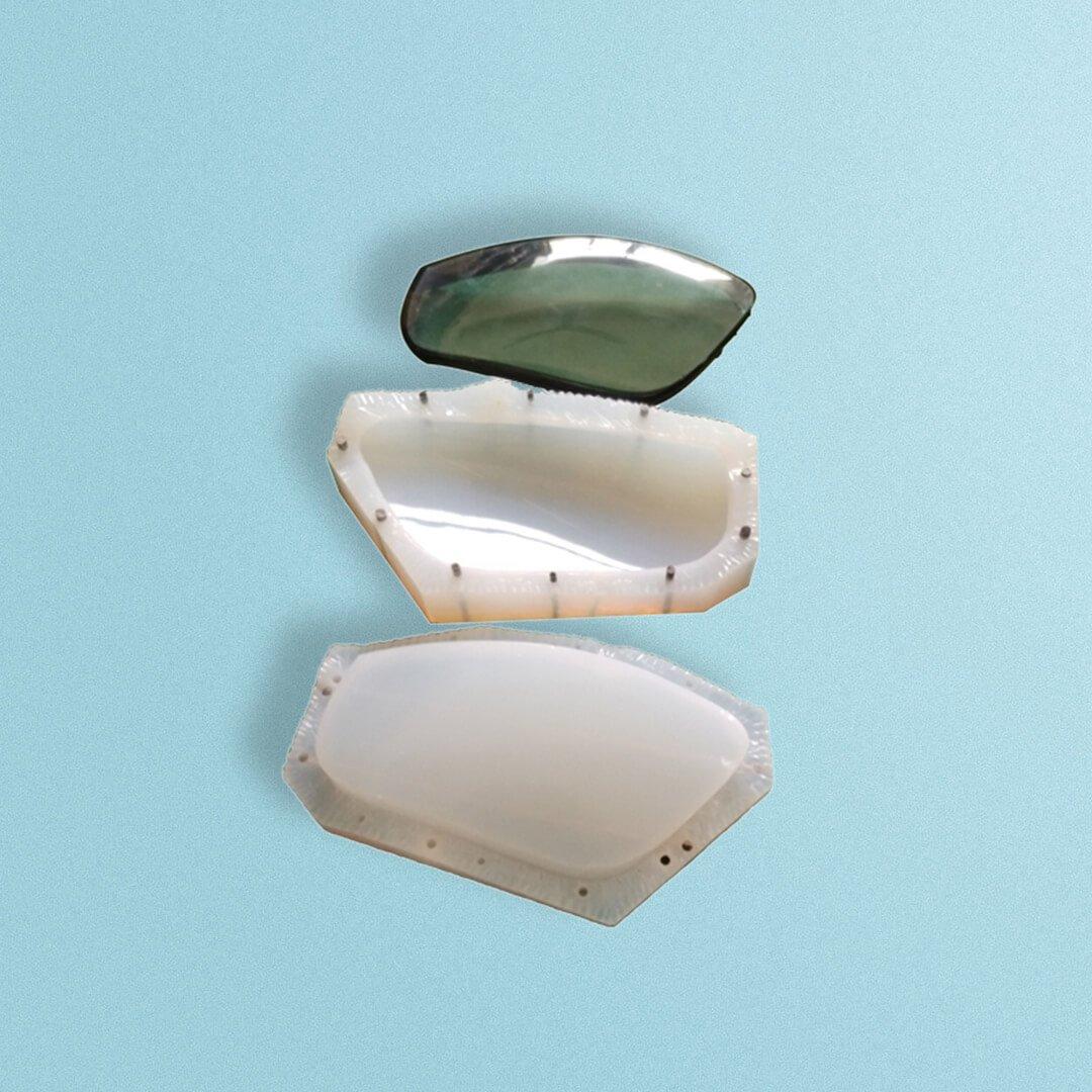 真空鋳造自動車用レンズ-真空圧力鋳造プロトタイプサービス