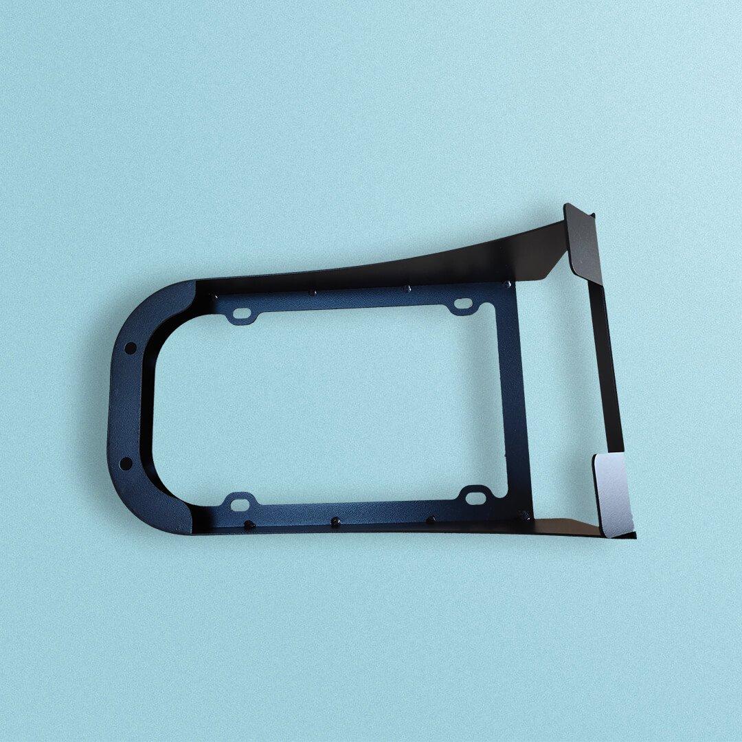 sheet mc 2 - Custom Sheet Metal Parts & Components For Bracket