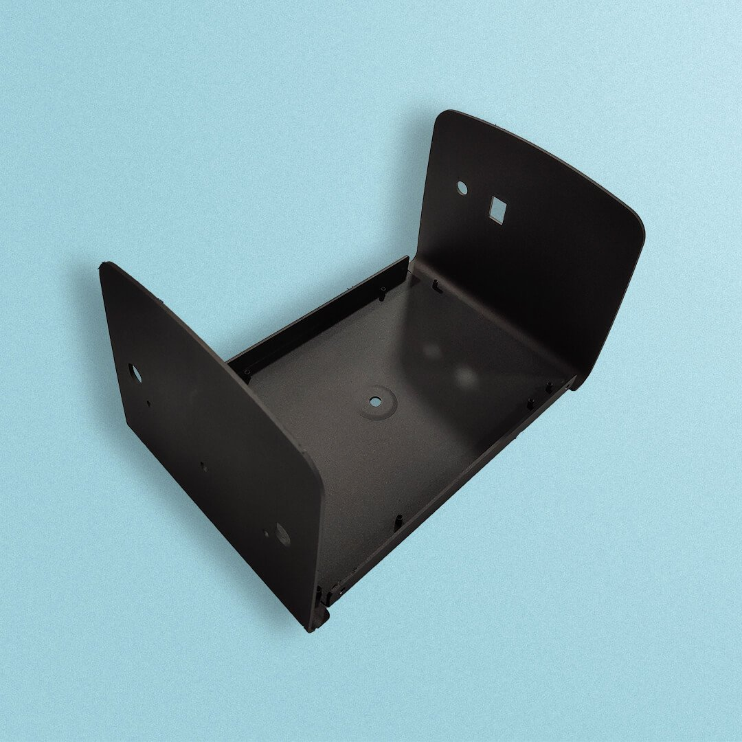 sheet mc 3 - Custom Sheet Metal Case Design for Prototype Enclosures