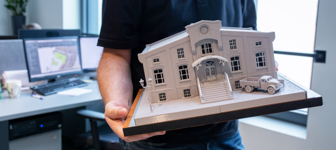 3d printing used in architecture - What is 3d printing and how does it work?
