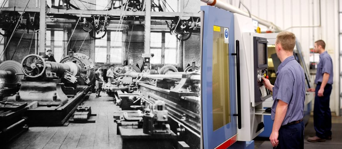 CNC machining history - What is CNC Machining and How CNC Machining Works?