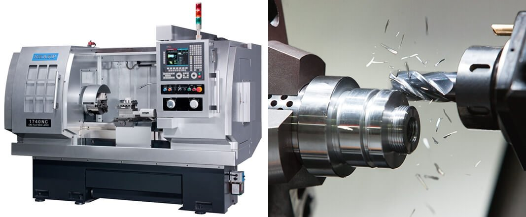 CNC turning - What is CNC Machining and How CNC Machining Works?