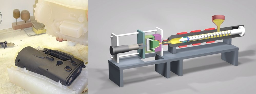 Injection Moulding vs. Vacuum Casting - Vacuum Casting: The Most Comprehensive Guidance