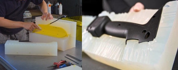 Vacuum Casting in Rapid Prototyping - Vacuum Casting: The Most Comprehensive Guidance
