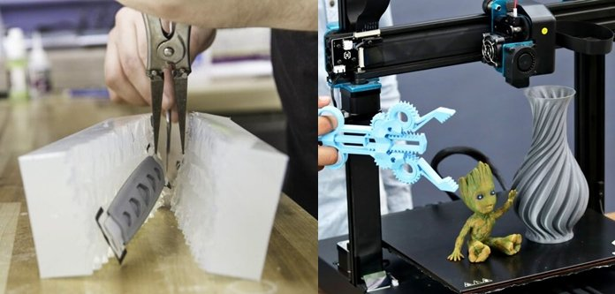 Vacuum Casting vs. 3D printing - Vacuum Casting: The Most Comprehensive Guidance