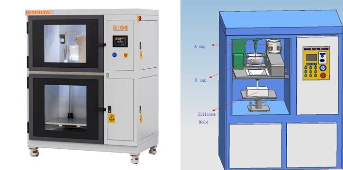 Vacuum casting machine 2 - Vacuum Casting: The Most Comprehensive Guidance