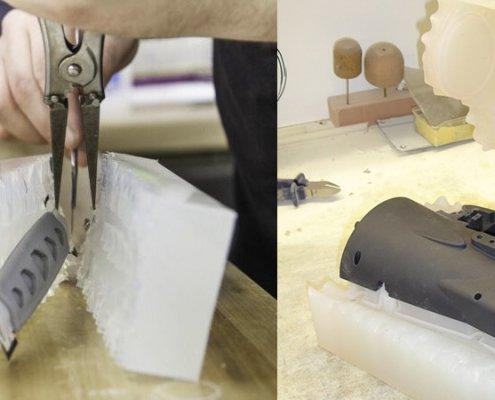 What is vacuum casting?